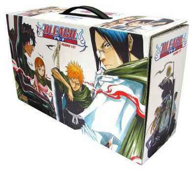 Bleach Manga Box Set 1