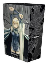 Claymore Manga Box Set