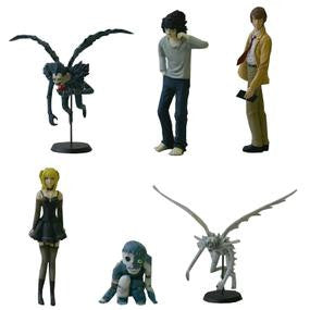 Death Note Trading Figures