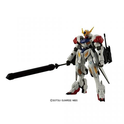 Full Mechanics Gundam Barbatos Lupus IBO 1/100 Scale Model Kit