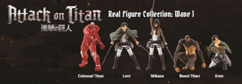 AoT Wave 1 Trading Figure