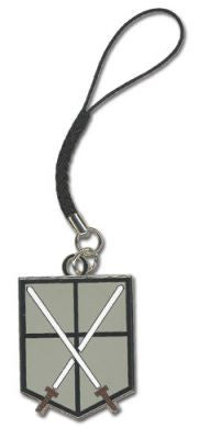 104th Cadet Corps Metal Phone Charm
