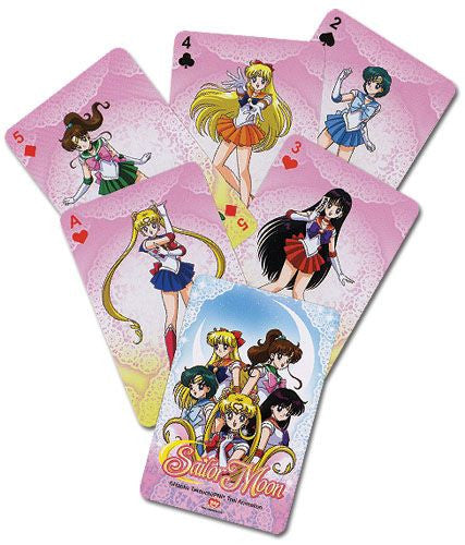 Sailor Moon Cards