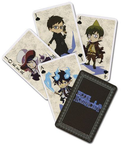 Blue Exorcist Cards