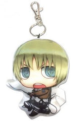 Armin Plush Key Chain