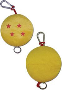4 star Dragon Ball Key Chain