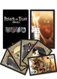 Attack on Titan playing cards 1
