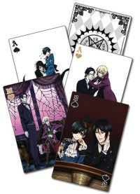 Black Butler Cards 2