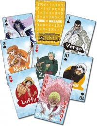 One Piece Cards Punk