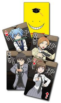 Assassination Classroom Cards