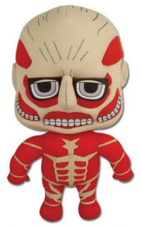 Colossal Titan Small Plush