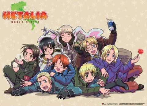 Hetalia World Series - Group