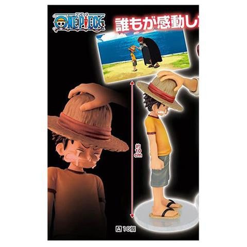 Luffy Dramatic Showcase Shanks Non Scale