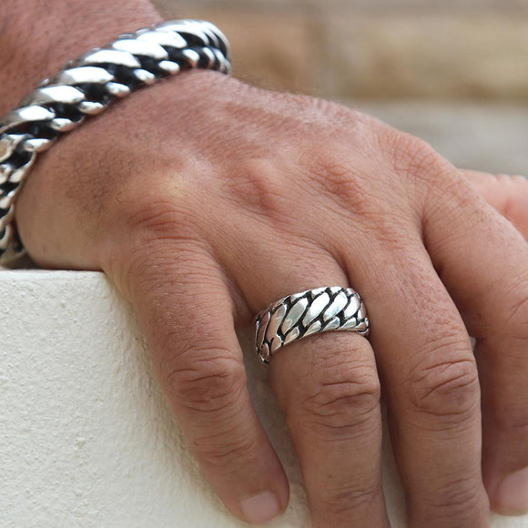 Silver Jewelry for Men