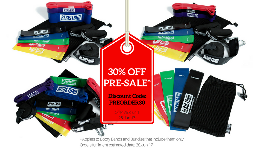 Resistance Bands Sale