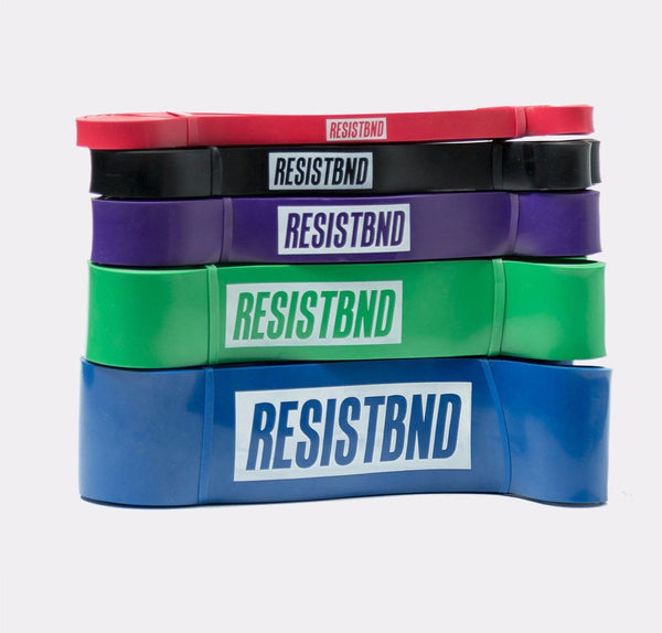Resistance Bands - The All-Power Bands bundle
