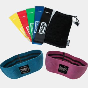 Resistance Bands - The Booty Pack