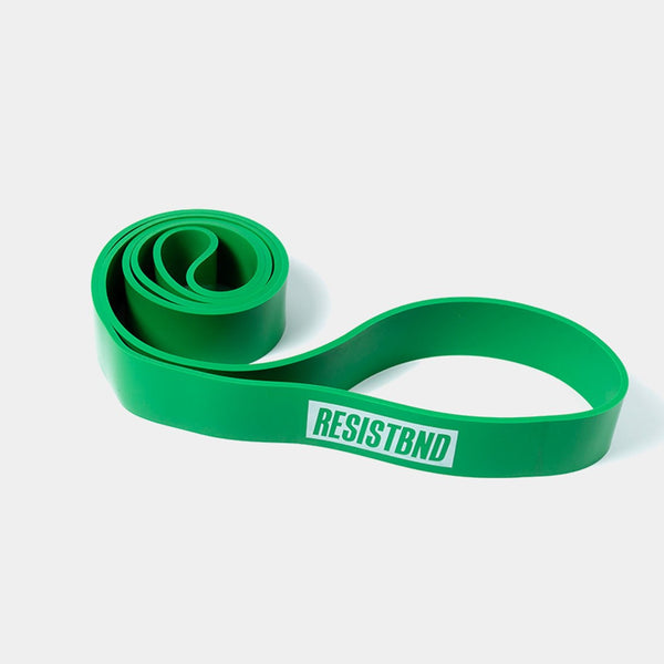 "Resistance Bands - 41"" Power Band - Green (High Resistance)"