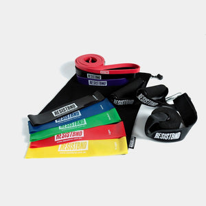 Resistance Bands - Travel Kit Light Resistance