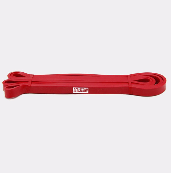 "Resistance Bands - 41"" Power Band - Red (Lowest Resistance)"