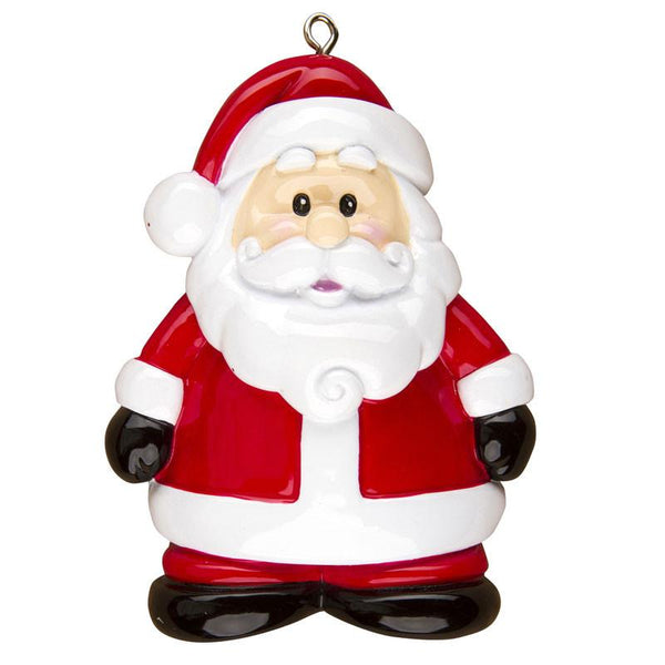 OR1311 - Santa Character Personalised Christmas Decoration