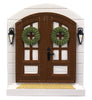 OR2140 - Farm House Door Personalized Christmas Decoration