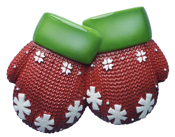 OR2204 - New Mitten Couple Personalized Christmas Decoration