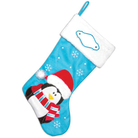 PBS148 PN - New Penguin Christmas Stocking