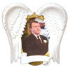 PF955 - In Loving Memory Frame Personalised Christmas Decoration