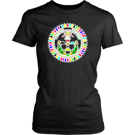 WOMENS Diné Nation Seal Many Colors shirt