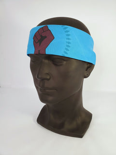 N8V MOVEMENT BANDANA BLUE
