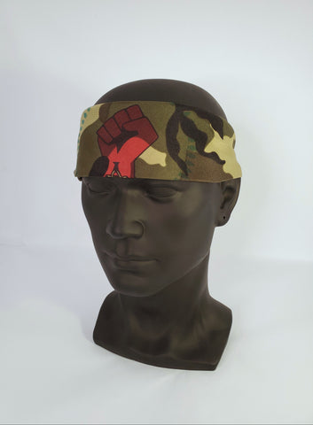 N8V MOVEMENT BANDANA CAMO