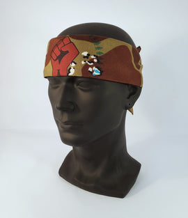 N8V MOVEMENT BANDANA DESERT CAMO
