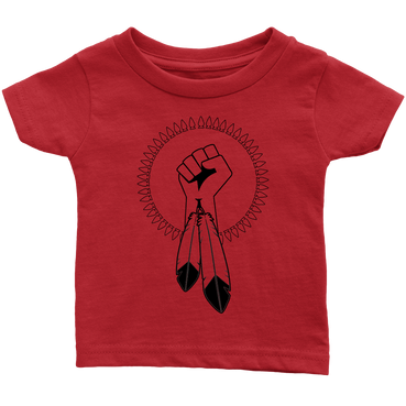 N8V MOVEMENT BABY T-SHIRT