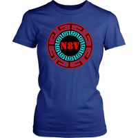N8V NAVAJO WOMENS SHIRTS