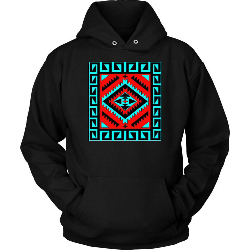 N8V ACE TNP RUG DESIGN HOODIES