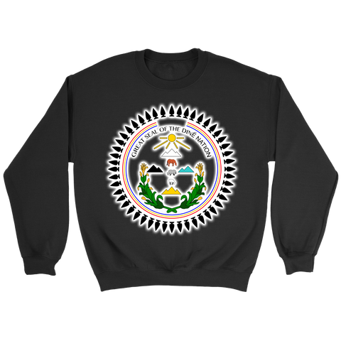 Diné Nation Seal Sweatshirt