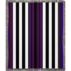 Chief Design Woven Blanket