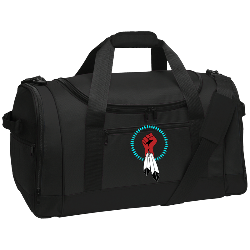 N8V MOVEMENT Travel Sports Duffel Bag