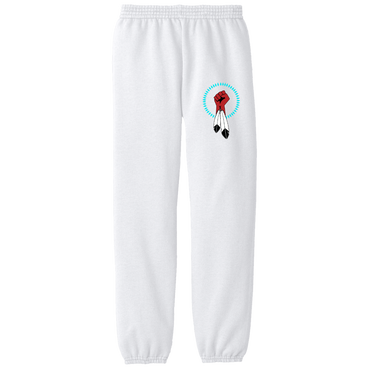 N8V MOVEMENT Youth Fleece Pants