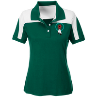 N8V MOVEMENT Color Block Polo