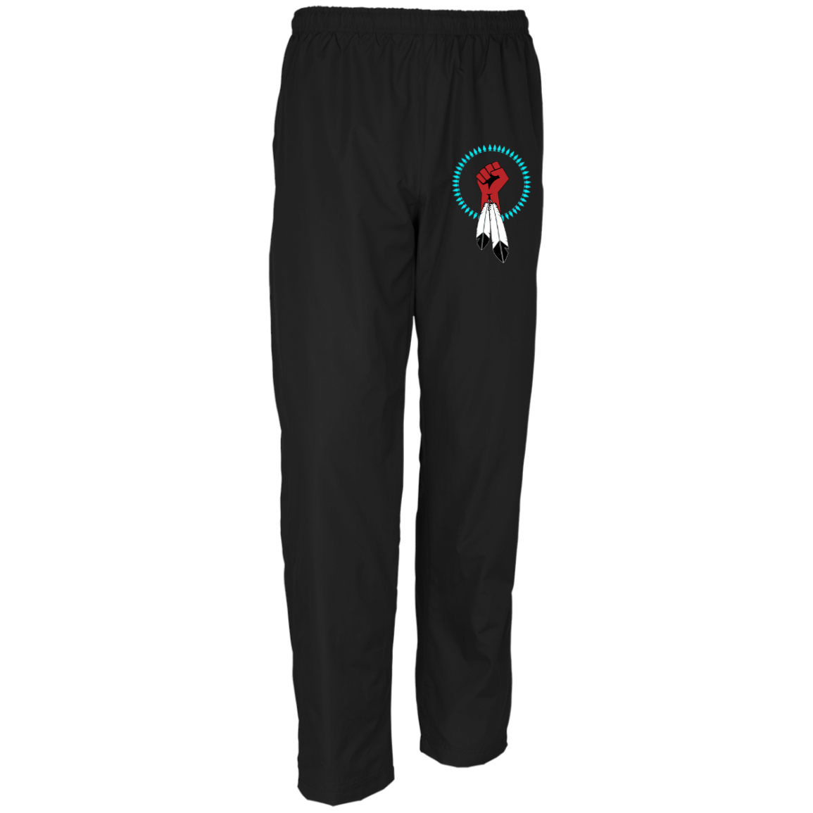 N8V MOVEMENT Youth Wind Pant