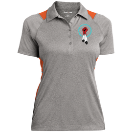 N8V MOVEMENT Women's Sport-Tek Polo