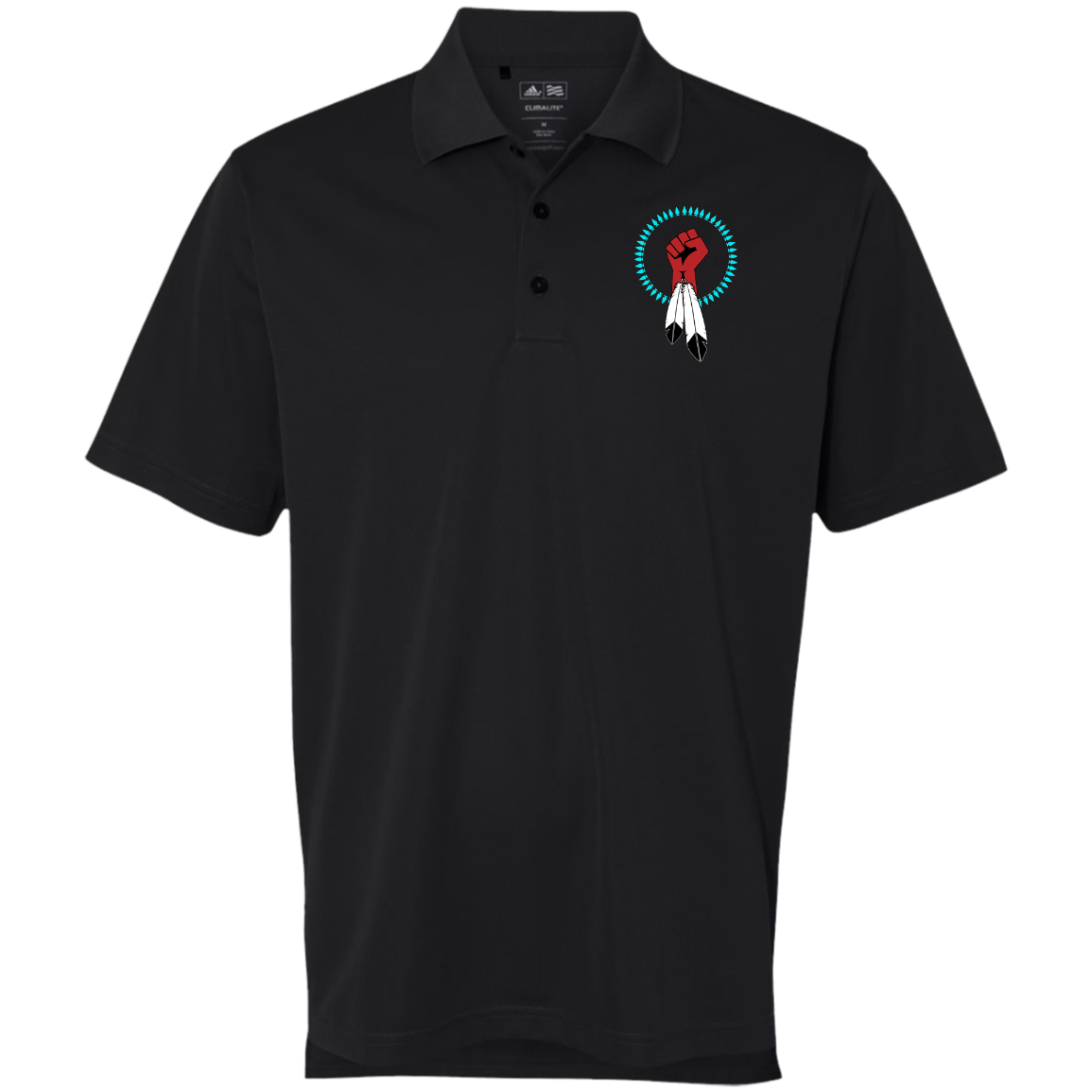 N8V MOVEMENT Adidas Golf Polo