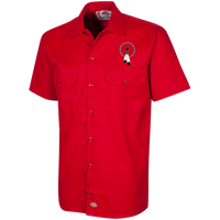 N8V MOVEMENT Dickies Men's Short Sleeve