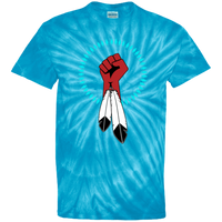 N8V MOVEMENT Youth Tie Dye T-Shirt