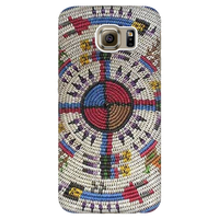 Navajo Sand Painting Basket Phone Cover