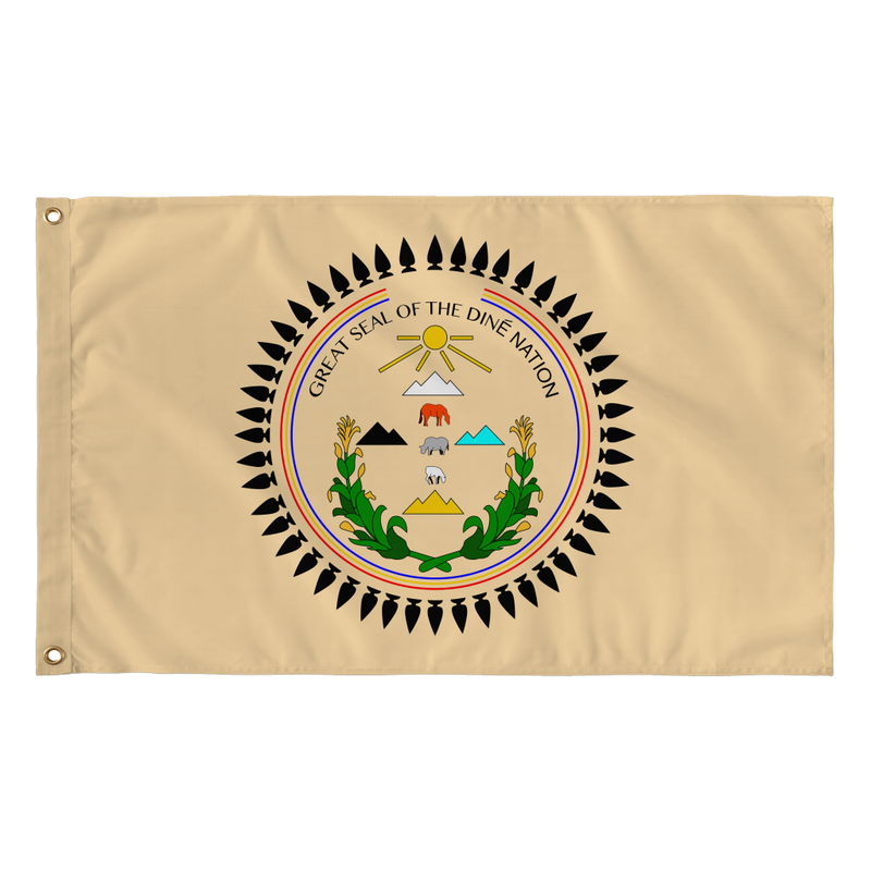 Diné Nation Flag