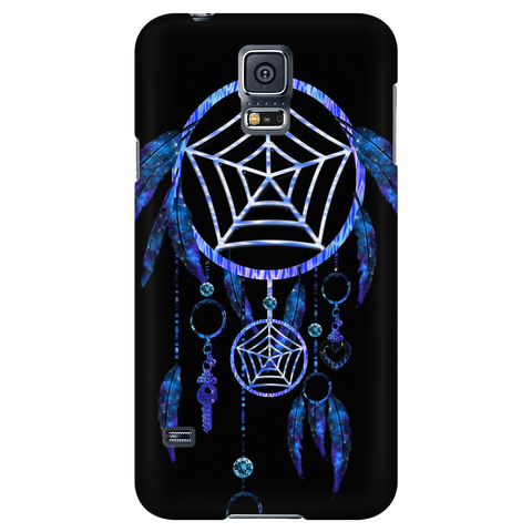 Blue Dreamcatcher Phone Cover