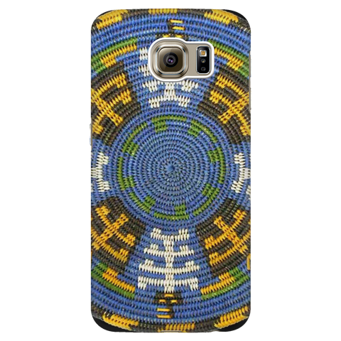 Navajo Corn Spirit Basket Phone Cover